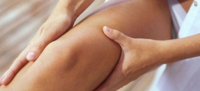 Массаж при артрозе коленного сустава в домашних условиях